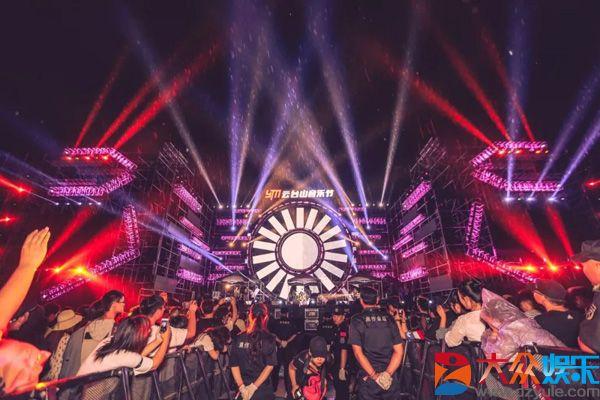 创意周末重磅首发丨2019云台山音乐节!天生野性,何不狂欢!