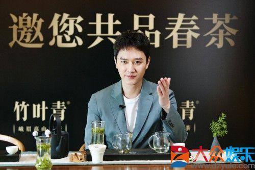 刘嘉玲来了、冯绍峰也来了,竹叶青春茶品鉴会鲜动娱乐圈!