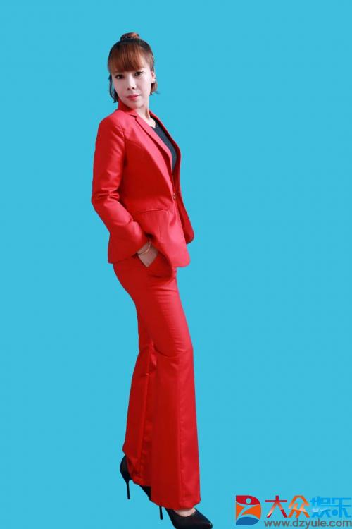 郭磊时尚模特新锐歌手