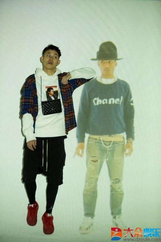 中国hiphop说唱歌手陈焱FanCY