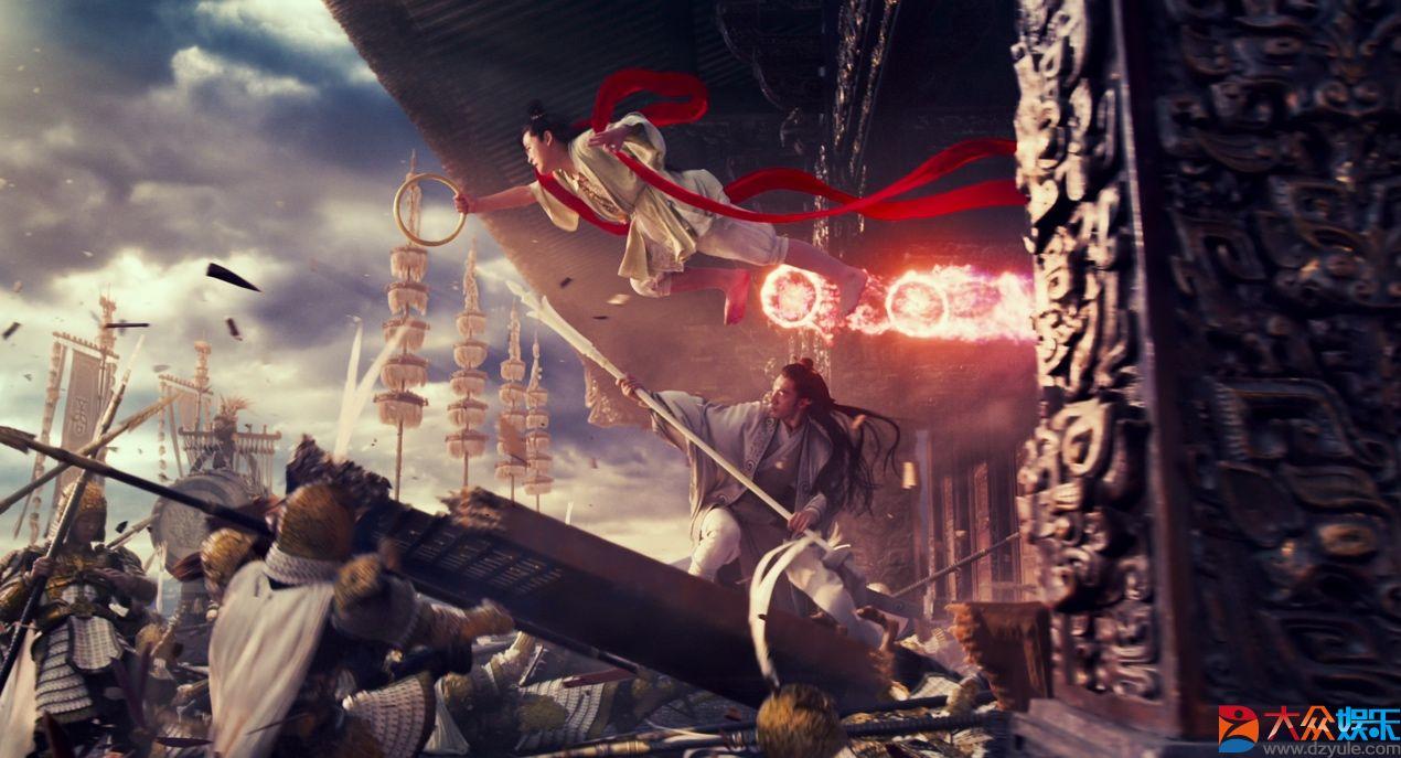 中国人自己的神话史诗《封神三部曲》 传承经典向世界输出中国文化