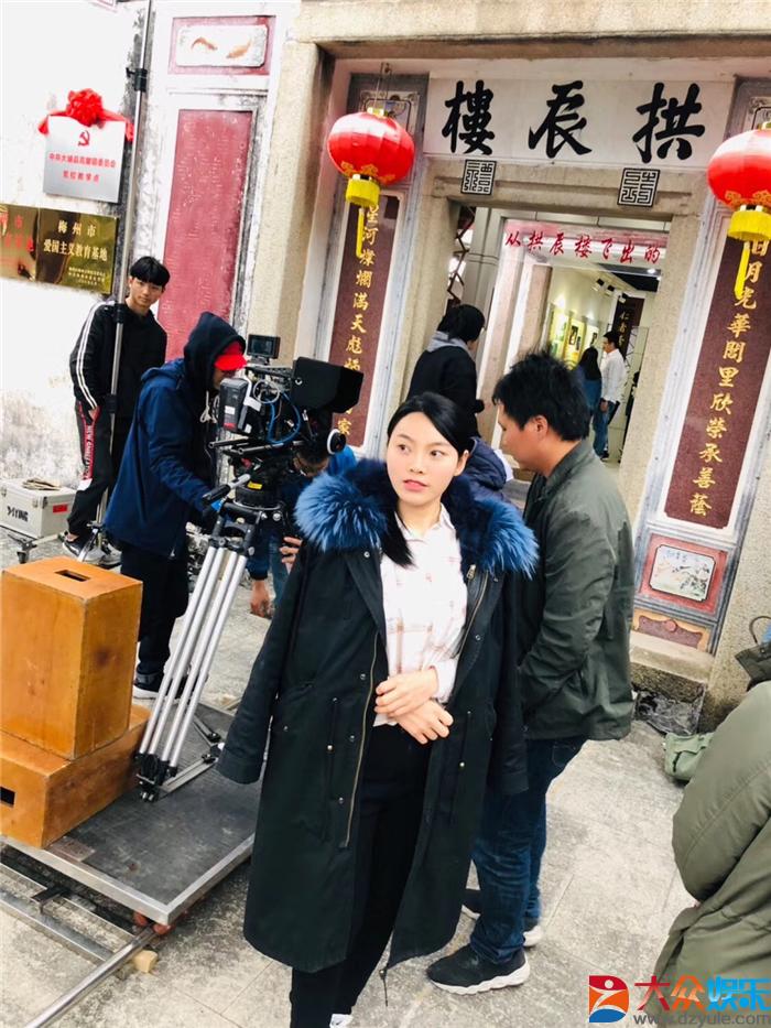 社会主义核心价值观主题微电影 陈慧凌主演《香港伯伯的来信》荣