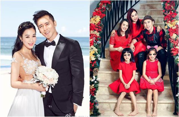 钟丽缇曝三个女儿对张伦硕的真实态度:爱他也崇拜他
