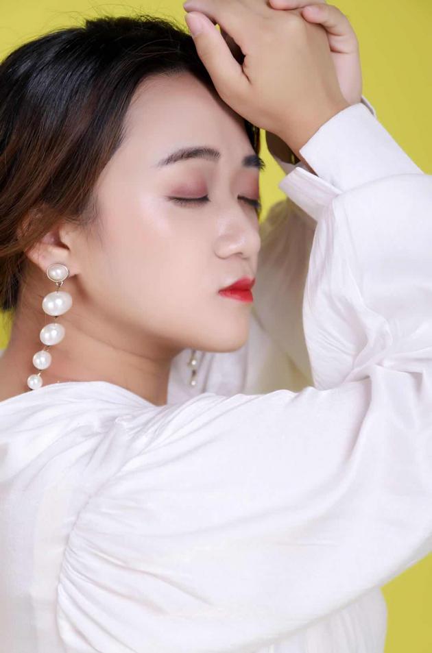 东莞市新艺城影视平面模特曾钰兰的成长历程