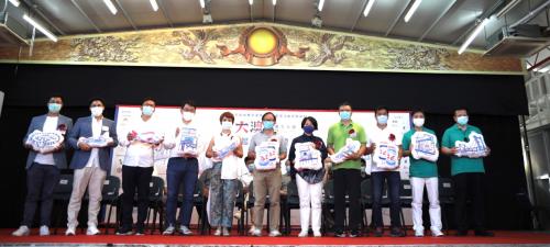 大澳非遗文化节启动礼举办 香港名人齐撑场