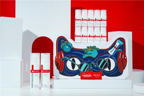 薇诺娜X天猫超级品牌日 发起敏感肌品类狂欢